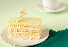 Summer cake Stock Images