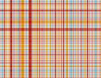 Summer candy plaid Stock Images
