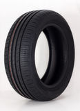 Summer car tire Royalty Free Stock Photography