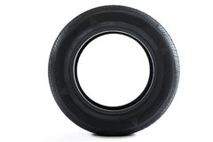 Summer car tire Royalty Free Stock Images