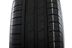 Summer car tire Royalty Free Stock Photo
