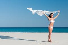 Summer carefree Stock Image
