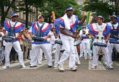 Summer carnival rotterdam Stock Photo