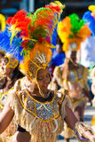 Summer Carnival in Rotterdam on July 25, 2009 Stock Photography