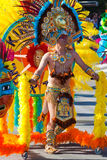 Summer Carnival in Rotterdam on July 25, 2009 Stock Photo