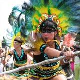 Summer carnival rotterdam Royalty Free Stock Image
