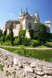 Summer castle Royalty Free Stock Photography