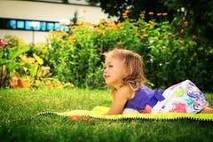 Summer child Royalty Free Stock Image