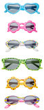 Summer Child Size Sunglasses stock photos