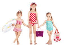 Summer children Royalty Free Stock Image