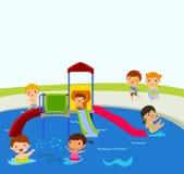 Summer children Royalty Free Stock Image
