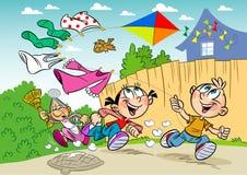 Free Summer Children S Pranks Stock Photo - 54537500
