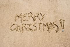 Summer Christmas 09 stock photography