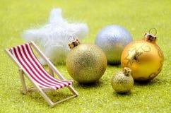 Summer Christmas royalty free stock photos