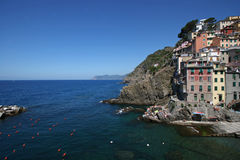 Summer in Cinque Terre Royalty Free Stock Image