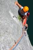 Summer climbing Stock Photo