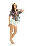 Summer clothes Royalty Free Stock Photo