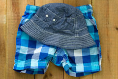 Summer clothes Royalty Free Stock Image