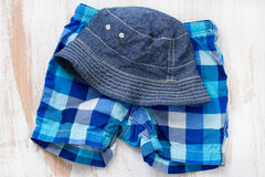 Summer clothes Stock Photo