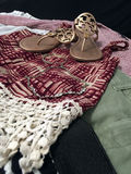 Summer Clothing and Accessories Royalty Free Stock Image
