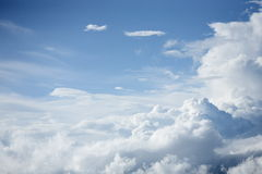 Summer Cloud Royalty Free Stock Photos