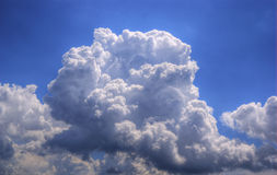 Summer Cloud Royalty Free Stock Photography