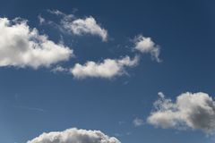 Free Summer Clouds. Royalty Free Stock Photography - 109541747