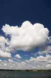 Summer Clouds Royalty Free Stock Image