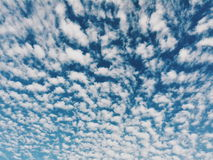 Summer Clouds. Processed with VSCO with hb2 preset Stock Photography