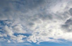 Summer cloudscape nice photo background. Sky summer cloudscape nice photo royalty free stock photography