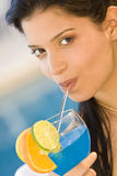 Summer Cocktails Stock Images