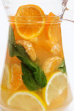 Summer cold drink Royalty Free Stock Photo