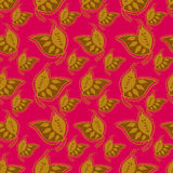 Summer colorful seamless pattern Royalty Free Stock Images