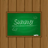 Summer is coming soon Royalty Free Stock Photography