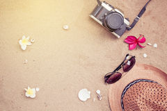 Summer concept Royalty Free Stock Images
