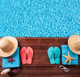 Summer concept Stock Photography