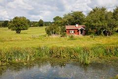 Summer cottage Stock Image