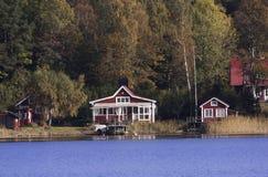 Summer cottage Stock Photos
