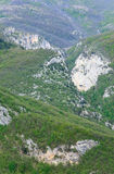 Summer Crimea Mountain landscape (Ukraine). Stock Photography