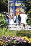 Summer Dance Festival Stock Photography