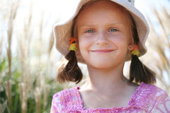 Summer day. Royalty Free Stock Photo