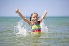 Summer day. Royalty Free Stock Images
