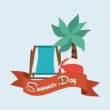 Summer day Stock Photos