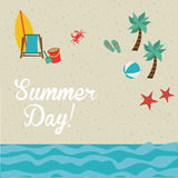 Summer day Stock Images