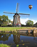 The summer day in Holland Stock Image