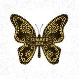 Summer day, travel ,holiday. Vector ,illustration Royalty Free Stock Photos