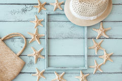 Summer decoration Stock Photo