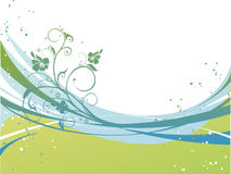 Summer design. Bright and colorful summer design Royalty Free Stock Photography