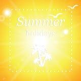 Summer design Stock Photo