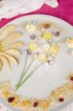 Summer dessert Royalty Free Stock Images